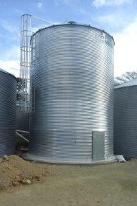 Agribin Grain Silo