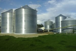 Agribin Grain Silos